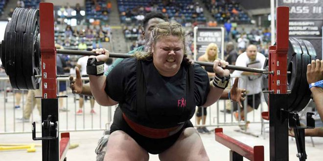 2016 powerlifting championship results mississippi high school