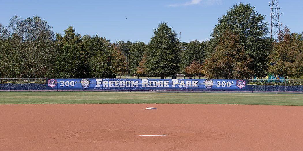 Freedom Ridge Park.