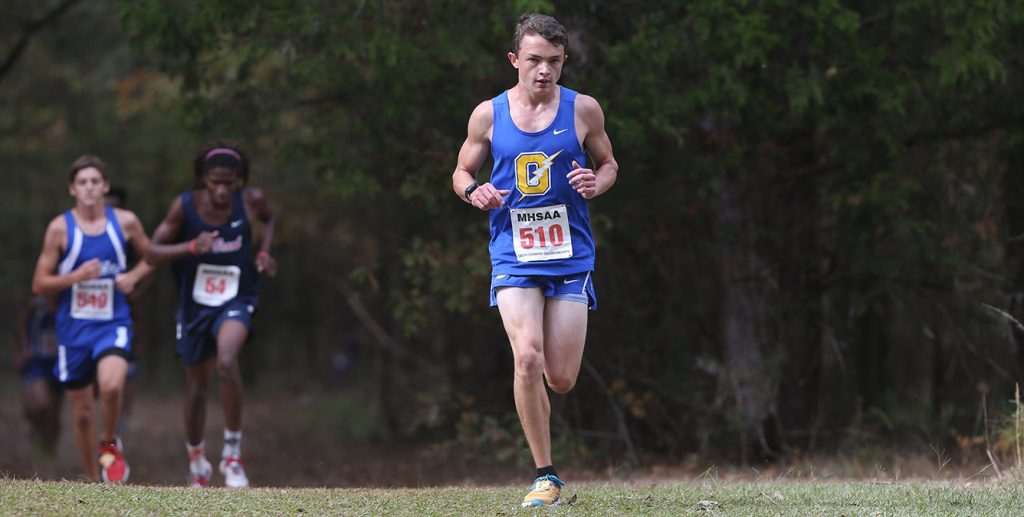 The MHSAA Cross Country Championships were held Saturday, November 5, 2016. Photo by Keith Warren