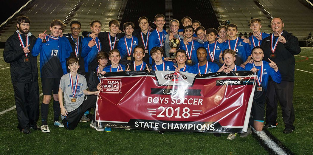 Saltillo Wins Class 5A Boys Soccer Championship Mississippi High School Activities Association